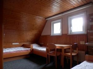 Zimmer 5 – Dreibettzimmer