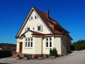 Ferienheim Aussenansicht